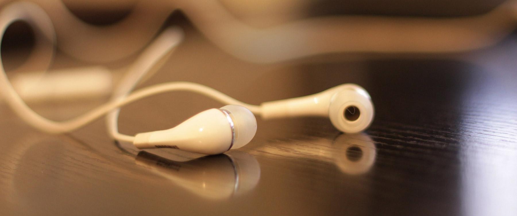 Audio vsebine